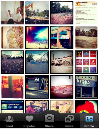 Screen shot 2011 09 25 at 19.21.49 10 inspiring accounts to follow on Instagram