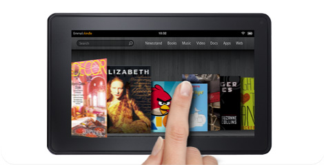 amazonfire1 Amazons 7 inch Kindle Fire is $199.99