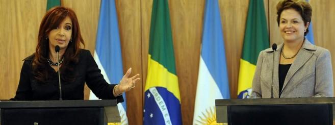 Cristina Kirchner & Dilma Rousseff