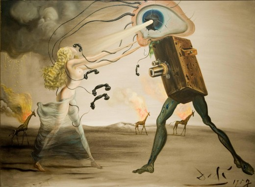 dali 520x381 The Art of the Pitch: Inspiring Media Relations