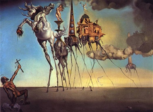 dali anthony 520x381 The Art of the Pitch: Inspiring Media Relations