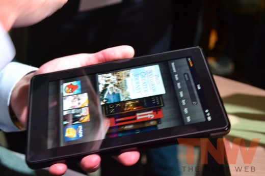tnw19 520x346 Hands on with Amazons new Kindle e readers and Kindle Fire tablet [High Res Images]