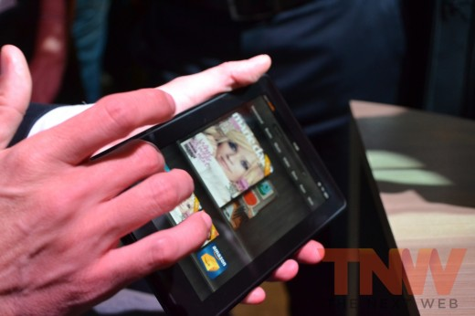 tnw21 520x346 Hands on with Amazons new Kindle e readers and Kindle Fire tablet [High Res Images]