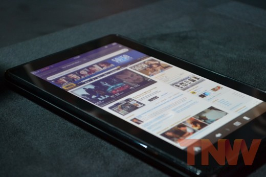 tnw24 520x346 Hands on with Amazons new Kindle e readers and Kindle Fire tablet [High Res Images]