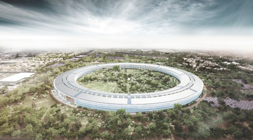 146568 apple spaceship campus 520x289 TNW Review: Two lessons from the biography of Steve Jobs by Walter Isaacson