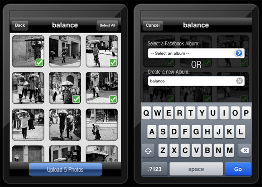FB3 Facebook Photo Importer lets you transfer hundreds of photos in minutes