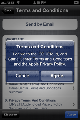 IMG 0007 TNWs Guide to iOS 5: iCloud and the PC free iOS experience