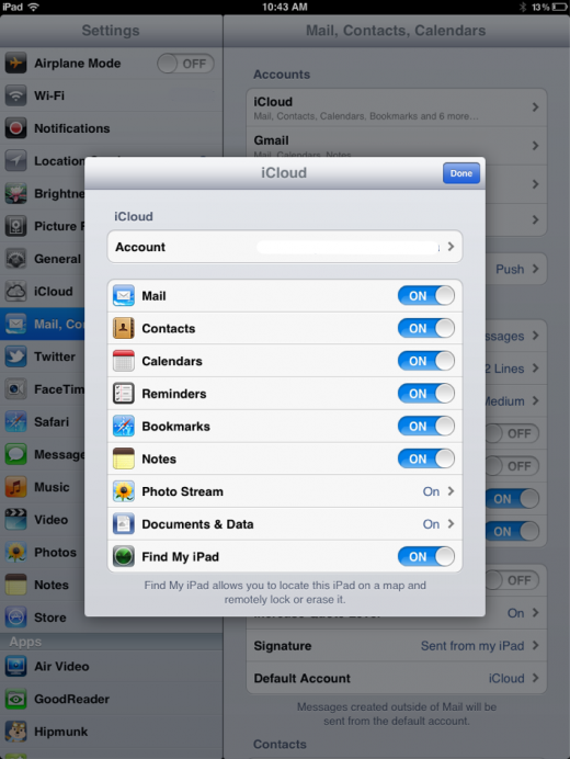 IMG 0051 1 520x692 TNWs Guide to iOS 5: iCloud and the PC free iOS experience