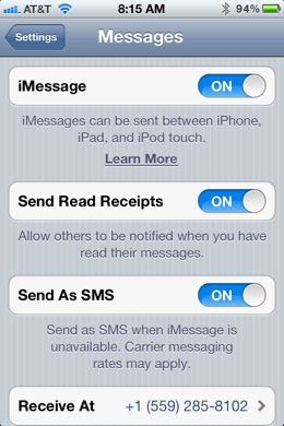 IMG 0458 TNWs Guide to iOS 5: iMessage and how it will save you money
