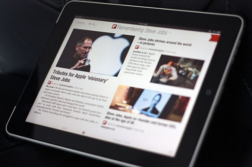 IMG 8441 520x346 FlipBoards Classy Tribute To Steve Jobs