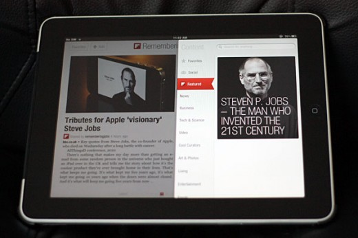 IMG 8444 520x346 FlipBoards Classy Tribute To Steve Jobs