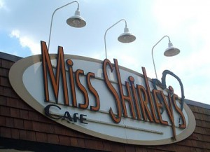 Miss Shirleys 1 300x217 This guy wrote the book on Foursquare for Business, literally.