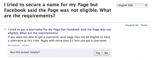 Screen Shot 2011 10 04 at 09.01.58 520x208 Facebook quietly removes Like limitations for usernames on Pages