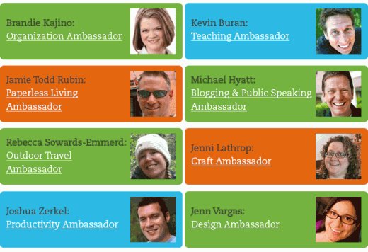 ambassadors3 520x356 Evernotes new Ambassador Program aims to reach customers beyond the geeks