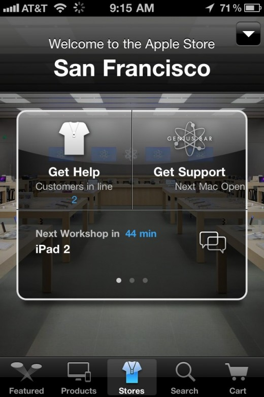 appstore 520x780 Apple makes magic happen when you walk into its store