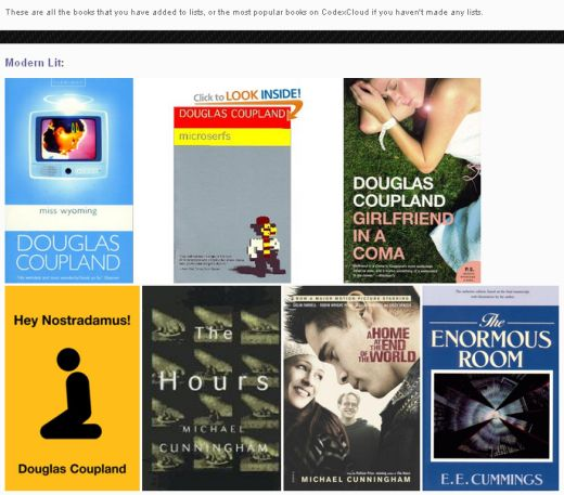 bookshelf Publishers beware: Is CodexCloud the Grooveshark for ebooks?