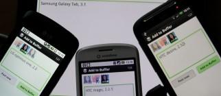 buffer android sceenshots