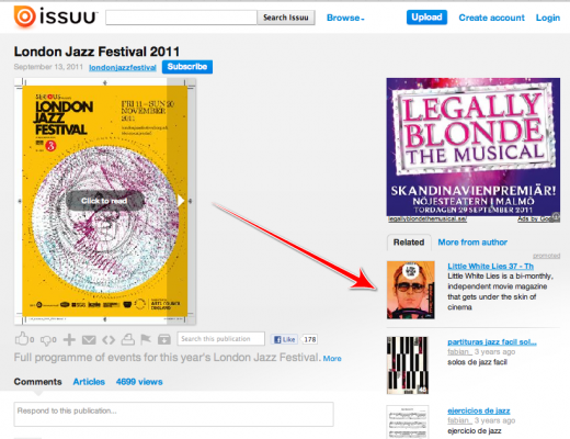 issuu 520x400 Issuu turns your print documents into online ads with new AdPages