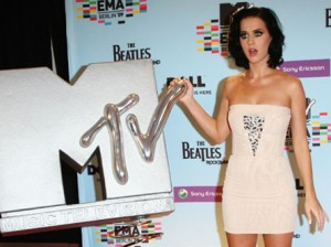 katy perry back stage emas 2009 300x224 Bunchball wants to be the Motivation Engine for the Internet