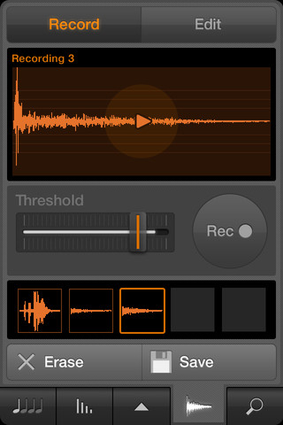 Fancy yourself a music producer? iMaschine is an audio sketchpad for your iPhone