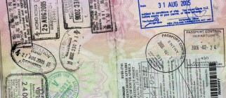 old passport069