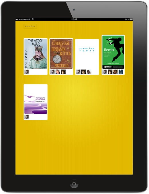 openmargin2 Social ebooks service OpenMargin opens to all, turning books into conversations