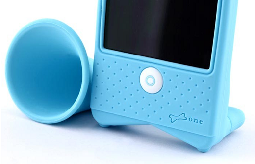 phone Check out this iPhone cover which doubles as a speaker for cyclists