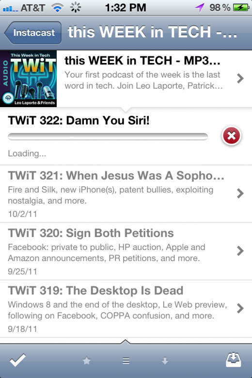 photo 47 520x780 Huge update for Instacasts iOS podcasting app gets a boost from iCloud
