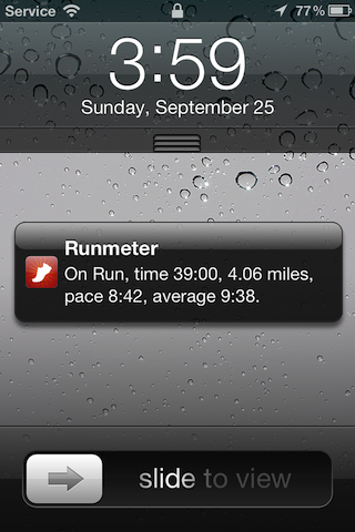 r notifications1 low1 Runmeter releases v6.0 to become the first fitness app to support iOS 5