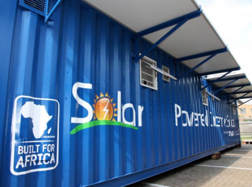 samsung Samsung launches solar powered schools in Africa