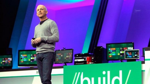 0300Steven Sinofsky Introduces Windows 8 520x292 Windows 8s Start Screen to allow for customization after all