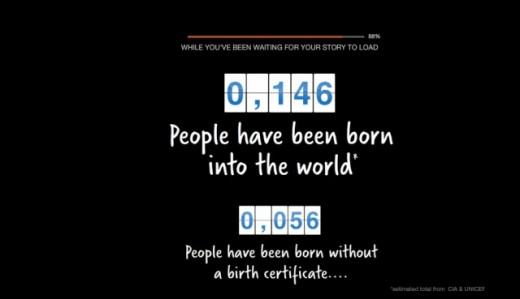 18144141FJOjSMxa 520x299 This charity Facebook app lets you imagine life without a birth certificate