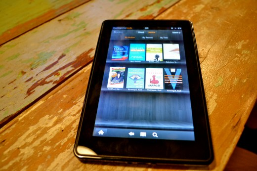 6348033105 85bb37bb24 b 520x346 Meet the Kindle Fire, Amazons first multimedia tablet