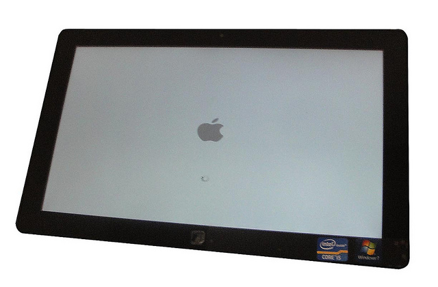 os x lion on a samsung series 7 tablet   the next web