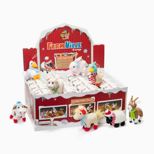 FarmVillePlush3 520x520 Facebook Giveaway: FarmVille Collectible Toys from Zynga