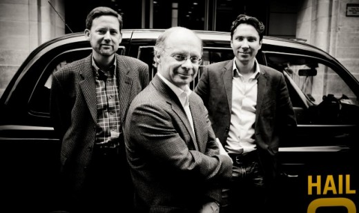 Hailo Exec Team3 520x309 Hailo: This mobile app could change the way you book taxis forever