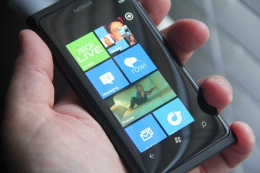IMG 5429 520x346 Nokia Lumia 800: The first device that would make me give up the iPhone