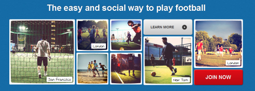 Jogabo Never stop playing 1321435747641 520x186 Jogabo: The Soccer Social Network That Lets You Find Games in Your Area