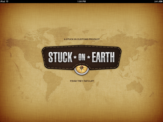 SOE1 Stuck On Earth lets you travel the world on your iPad