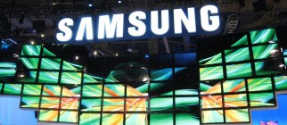 SamsungBoothCES2009