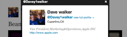 Screen Shot 2011 11 02 at 11.24.29 AM 520x153 Dave Walker is in as Apples new VP of M&O, and some interesting SVP of Retail rumors [Updated: Fake]