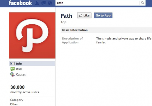 Screen Shot 2011 11 29 at 11.45.45 PM 520x365 Path 2 is a beautifully executed pitch for an acquisition by Facebook