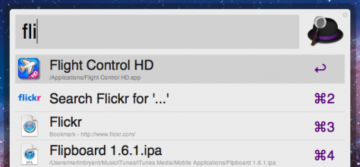 Screen Shot 2011 11 29 at 18.40.51 520x241 Alfred, the personal butler for your Mac, hits version 1.0 with new features