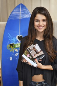 Selena5 copy 199x300 Selena Gomez; pop icon, startup investor, and now queen of postcards [interview]