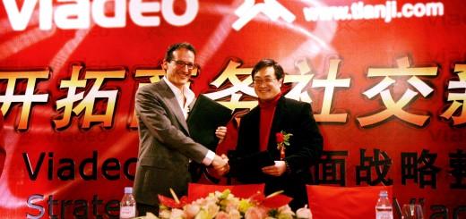 Viadeo acquiert Tianji