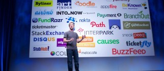 Zuckerberg at Facebook's F8