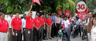 airtel-3g-rally-india