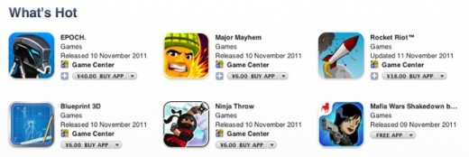 app store china rmb 520x174 Apple adds prepaid payments, local currency to App Store in China