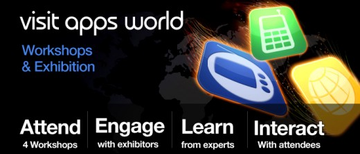 apps visit5 520x222 5 reasons why you should attend Apps World London