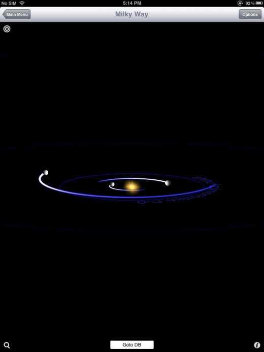 exoplanet ipad 3 520x693 Exoplanet for iOS is your telescope to planets beyond the solar system